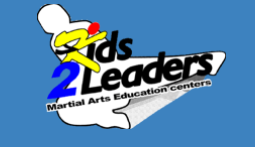 Kids 2 Leaders Martial Arts